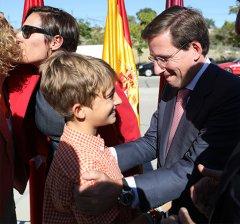 Madrid cuenta desde hoy con una calle dedicada a la exministra Carme Chacón