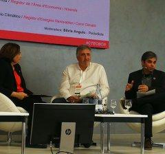 El Ayuntamiento de Madrid participa en el Congreso de Transición Energética de Barcelona